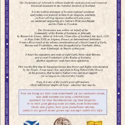 Declaration-of-Arbroath---English