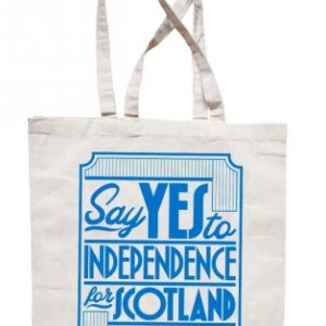 Indy Ref Scotland Shopping Bag